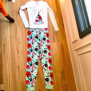 NWT GIRLS Pajamas